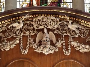 Altar, St James Church, Piccadilly, London